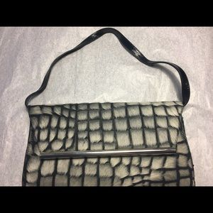 Kate Landry Clutch with removable strap (2/2)